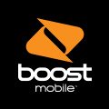 Boost Mobile Phones and SIMs Logo