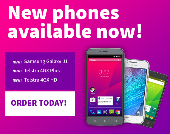 11$ Off cost price special on all Telstra and Boost Phones, Strictly Limited, Quantity restrictions apply