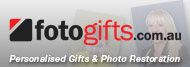 FotoGifts.com.au - Personalised Gifts & Restoration
